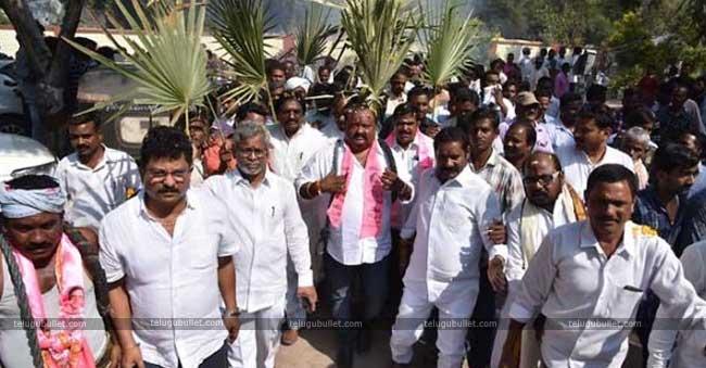 Mahakutami Will Bring Black Days To Telangana – TRS Leader Says