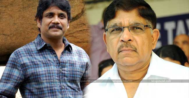 Nagarjuna Wants To Follow Allu Aravind
