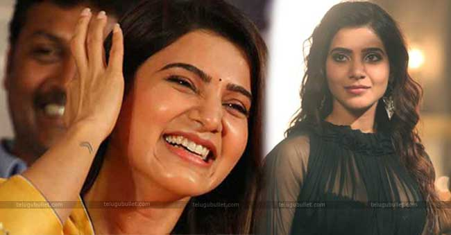 Samantha To Sport A Dual Role In Nandini Reddy's Film?