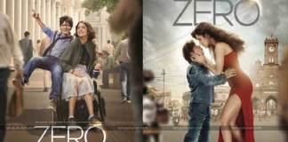 Shah Rukh Khan Unveils New Posters From His Zero