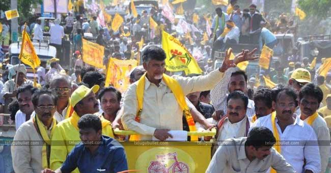 CBN To Campaign For Mahakutami In Telangana