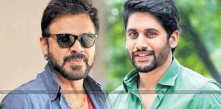 Venkat and producing the film