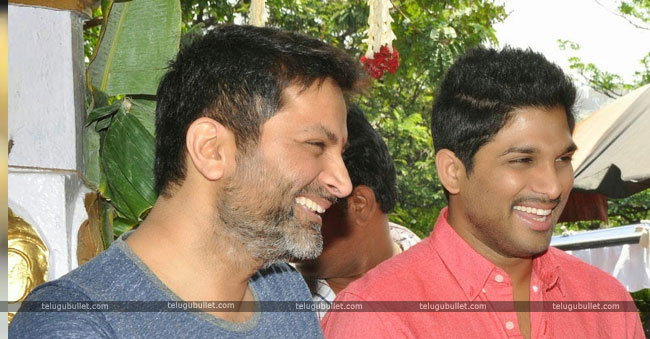 Bunny-Trivikram Project Needs A Female Lead