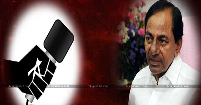 KCR's Tall Claims On To National Media Reverts Back