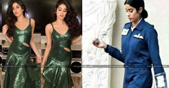 Viral: Jhanvi's Pic From Her Next Trending Hot