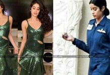 Jhanvi Look From Her Next Goes Viral