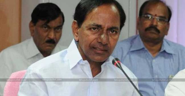 KCR To Begin His Federal Front Meetings Starting With AP