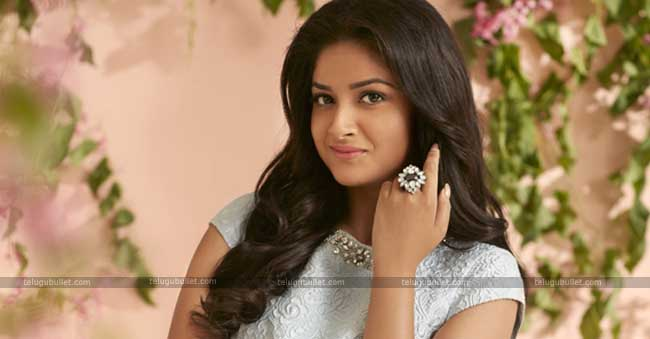 Keerthi Suresh Bagged A Golden Opportunity In Her Career