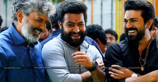 Young Tiger To Join RRR Regular Shoot