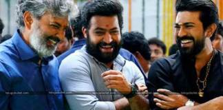 NTR All Set For Hectic RRR Shoot