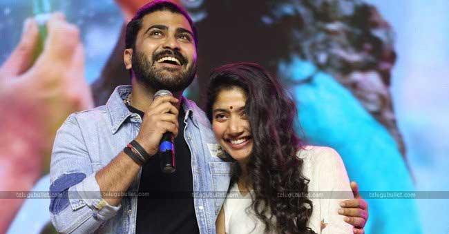 Sharwa's Take On Bunny And Sai Pallavi
