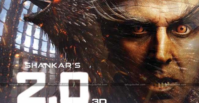 B.O Report: Rajinikanth's 2.O Weekend Collections