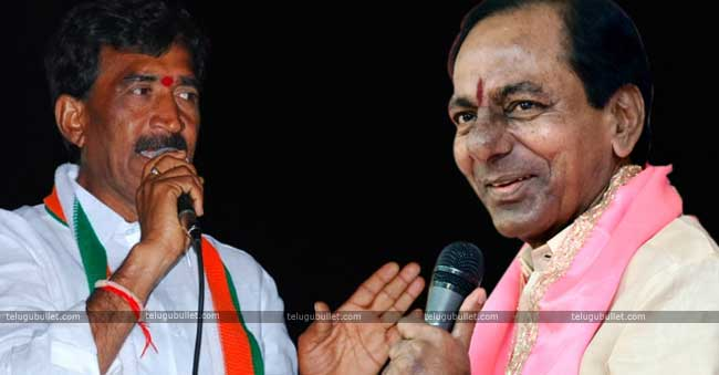 Vanteru Reveals Who Is Behind His Defection Into TRS