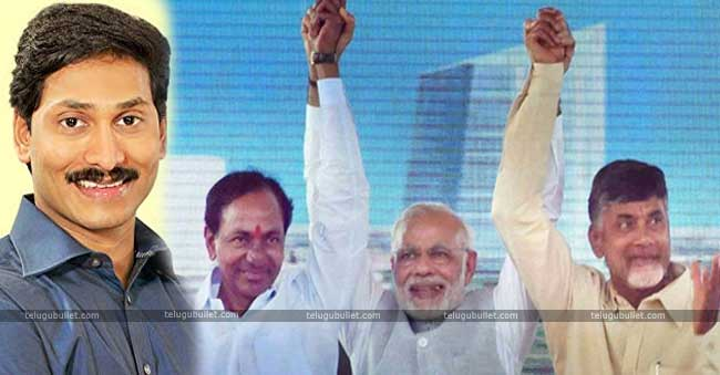 These Three Are Working Together To Crush A.P In All The Means: CBN