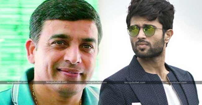 Dil Raju Gets A Big NO From Vijay Devarakonda