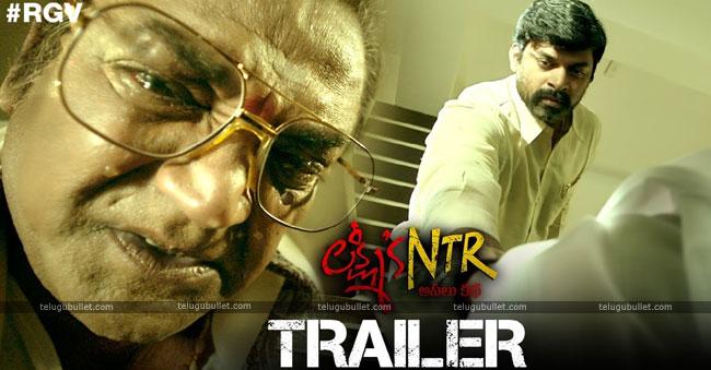 Lakshmi's NTR Trailer : Backstabbing Is The Main Plot