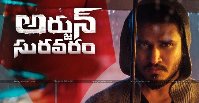 Arjun Suravaram: Another Thriller From Nikhil