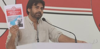 Jana Sena Chief Pawan Kalyan Draws Report on Jagan Govt's Failures in First 100 Days