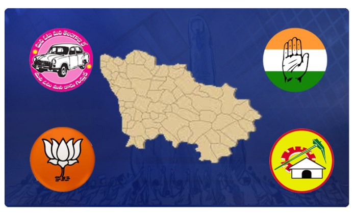 Huzurnagar ByPoll Results Live Updates: TRS leading with 23,821 votes after 12th round