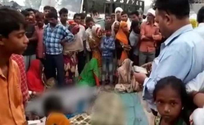 7 Dead As Bus Runs Over People Sleeping On Pavement In UP