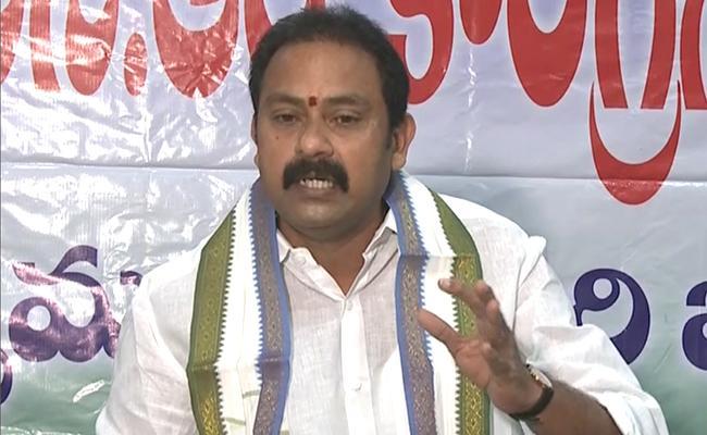 Government will provide healthcare to all citizens: Minister Alla Kali Krishna Srinivas