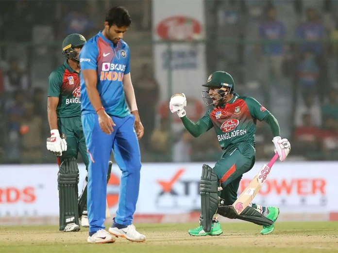 Bangladesh rise above the crisis to seal historic win