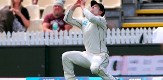 Watch: Henry Nicholls Takes One-Handed Catch To Get Rid Of Steve Smith