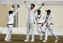 Clinical Pakistan take series with comprehensive win