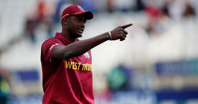 Jason Holder rested from first two Ireland ODIs