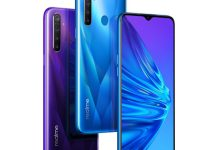 Realme 5, 5s Start Receiving New Update with December 2019 Security Patch