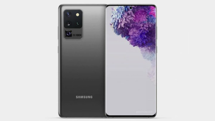 Samsung Galaxy S20 Ultra 5G Camera with 100x Digital Zoom Capabilities