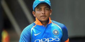 Prithvi Shaw and Samson named replacements for Dhawan