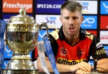 David Warner reappointed as SRH Skipper ahead of IPL 2020