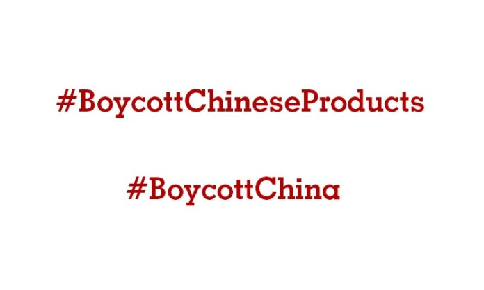 #BoycottChineseProducts: Bollywood joins the online campaign