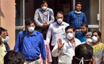 Coronavirus Active cases in Andhra Pradesh