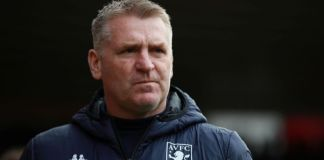 Father of Aston Villa manager Dean Smith has died