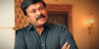Many directors and producers were part of Chiru's team