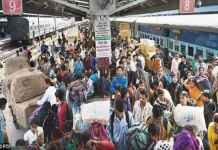 AP government has shifted all passengers to quarantine centres