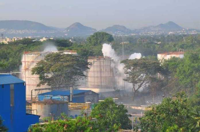 The Poisonous Styrene gas that leaked from LG Polymers in Vizag