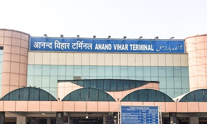 Anand Vihar railway station to house isolation coaches