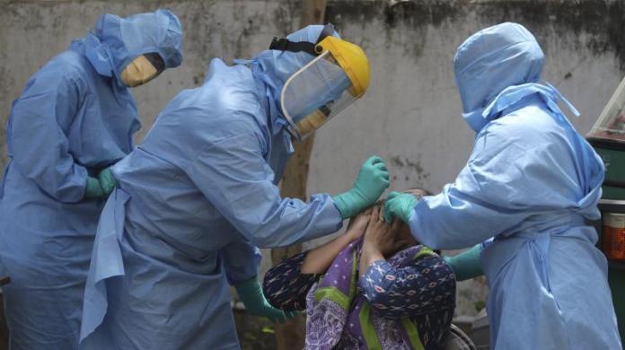 Positive confirmed cases of corona virus in Telangana