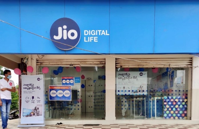 Jio Point Stores launch Consumer Electronics in Andhra Pradesh