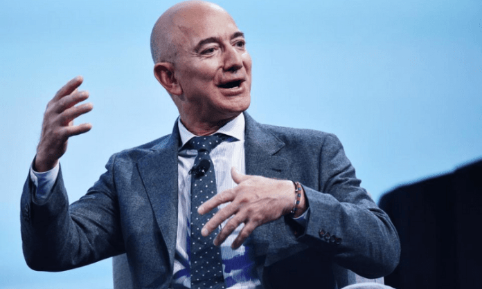 Jeff Bezos 1st person ever to be worth over $200 billion