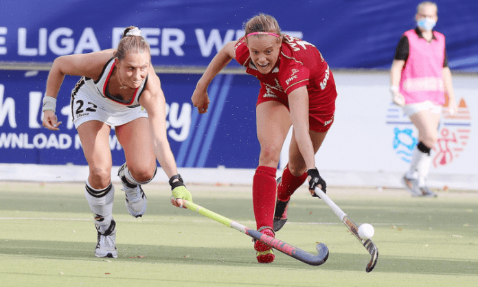 Double joy for Germany against Belgium in FIH Pro Hockey League