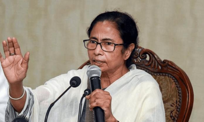 Mamata leads protest in Kolkata, dubs BJP 'shame' for nation