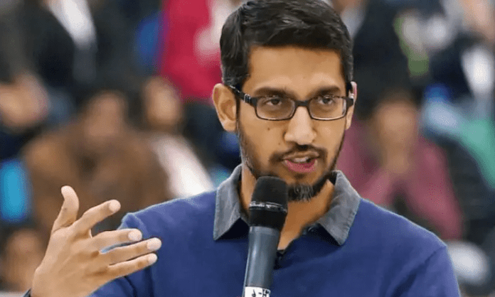 Sundar Pichai apologises for Google AI researcher's departure