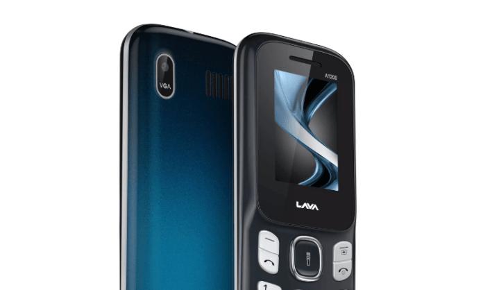 Lava launches cheaper flip feature phone