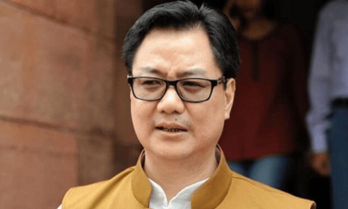Rijiju, Shelar bat for restoration of railway concession for sportspersons