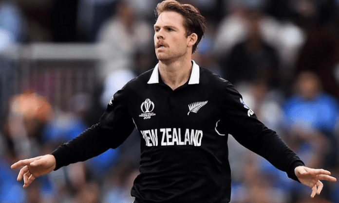 Lockie Ferguson diagnosed with partial stress fracture