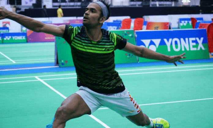 Used to sleep with Lin Dan's poster in my childhood: Subhankar